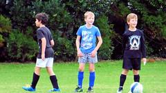 Kumeu, West Auckland, New Zealand (Sandy Austin) Tags: panasoniclumixdmcfz70 sandyaustin westauckland auckland kumeu northisland newzealand soccer kids grandson