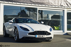 Aston Martin DB11 (Marcinek_55) Tags: aston martin db11 charles hurst premium ireland bmw m6 gran coupe cars coffee bray festivalofspeed goodwoodfesivalofspeed supercar hypercars hypercar sportcar sportcars exotic exotics gespot autogespot street spotting spottes spotter photography fast marcinek 55 sony 57 a57 exoticsonroad road italian v12 voitures monaco outdoor monacosupercars supercarsinmonaco montecarlo topmarques racecar sportscar autoracing dublin