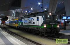 Regiojet  1037 Praha- Wien (taurus00806) Tags: regiojet 1037 praha wien add description istván mondi 1s ell 193 221 lokotrain vectron hbf