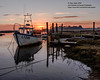Sunrise at the Staithe (viewfinder.general) Tags: thornham fullmoon hightide