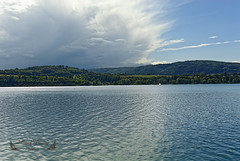 Aix les bains, Savoie ( photopade (Nikonist)) Tags: lac paysage savoie lacdubourget affinityphoto afsdxvrzoomnikkor1685mmf3556ged imac apple ciel eau bleu nuages