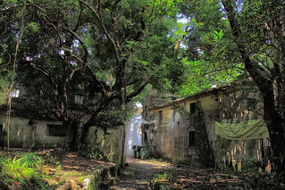 Derelict homes - East Peng Chu