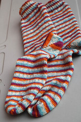 IMG_4377 (gis_00) Tags: knitting 2018 socks hand knitted handmade
