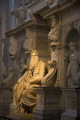 Michelangelo's Moses (ramosblancor) Tags: humanos humans arte art escultura sculpture estátua statue mármol marble religión religion moisés moses miguelángel michelangelo sanpietroinvincoli iglesia church roma rome italia italy