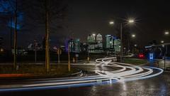 _C9Q2909-1-4 (rodwey2004) Tags: london landscape nightphotography longexposure reflection canarywharf twilight