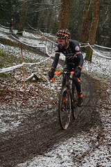 DSC_0080 (sdwilliams) Tags: cycling cyclocross cx misterton lutterworth leicestershire snow