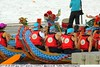 2017-05-28 4381 Taipei Dragon Boat Festival 2017 - Dajia Riverside Park (Badger 23 / jezevec) Tags: dragon dragonboat festival taiwan history culture travel tourism duanwufestival zhongxiaofestival 忠孝節 龍船節 龍舟節 端午节 端午節 龍舟 龙舟 龍船 龙船 taipei ֵ台北 臺北市 taipeh taןpeh ταϊπέι 타이페이 тайбэй 台北市 ტაიბეი تايبيه taibei đàibắc taipé tchajpej rowing sports boat barco шлюпка 배 ボート barca βάρκα bateau 小船 člun veneillä csónak łódź boating vessel photo picture image watersports watercraft asia tradition teamwork water 大佳河濱公園 dajiariversidepark