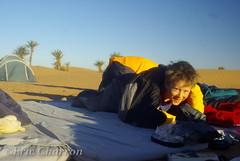 en famille au Maroc (ericcharron) Tags: désert maroc enfants famille vallée du draa mhamid sudmarocain