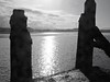 6676 Water and sunlight (Andy - Tak'n a breever) Tags: ccc concretepiles contrejour foelydon jetty jettyruin jjj menaistraits mermaid mmm piles ppp rrr ruin seawater sss tidal ttt water woodenpiles www