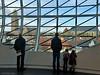 Zwolle: Museum de Fundatie (Henk Binnendijk) Tags: zwolle overijssel netherlands nederland architecture museum defundatie artmuseum cloud spaceship palaceofjustice people view city