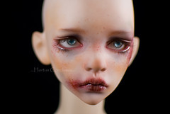 Faceup Commission DIM Anneliese (stvictoria1) Tags: bjd bjdmakeup dollmakeup dollinmind anneliese balljointdoll