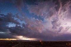 Night Storm Chasing, Nevada (Jeffrey Sullivan) Tags: night lightning thunder storm clouds coaldale junction nevada usa landscape nature photography canon 5dmarkiii photos copyright jeff sullivan july 2012