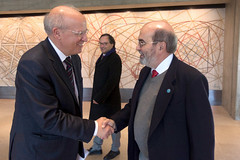 24910_702 (FAO News) Tags: portugal officialtravels directorgeneral fao communityofportuguesespeakingcountriescplp minsterialmeetings university lisbon