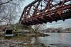 2018-365-045 (k88rock) Tags: bridge shelton sheltonct nikon nikond750 river traintracks tunnel
