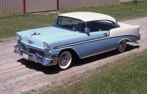 1956 Chevrolet Bel Air 2 Door Hardtop A Photo On Flickriver