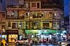 Apartments & Shops (VIETNAM) (ID Hearn Mackinnon) Tags: ho chi minh city hcmc saigon vietnam vietnamese viet south east asia asian 2016 building mixed use apartment shop balcony night evening