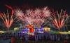 River HongBao 2018 - Lunar New Year - Spectacular Fireworks (gintks) Tags: gintaygintks gintks singapore singaporetourismboard fireworks riverhongbaoopeningceremony riverhongbao2018 rhb2018 thefloat thefloatmarinabay marinabaysands marinabay giantlanterns vibrant chingayparade2018 singaporetourism singaporetoday travelsingapore sgig landscape exploresingapore yoursingapore visitsingapore thisissingapore instag singaporeinsiders canon6d canon5dmarkiv canonsg showthefullpicture teamcanonsg