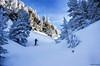 Ski de randonnée sur Chamrousse (larbinos) Tags: ski skiderandonnée montain isère grenoble snow neige france sport hiver pentax k5 chamrousse igersgrenoble belledonne alpes alps paysage landscape