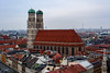 The Frauenkirche (Brian Out and About) Tags: nikon d5200 amateur europe germany munich munchen churches architecture daytime elevated