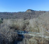 "Ravens Rock and the ""Silver Bridge"" (Karen&Guy) Tags: ravensrock redrivergorge hwy77 redriver ky kentucky"
