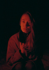 red (Ivan Ovchinnikov) Tags: portrait film red light analog night shadow fuji fujifilm 800 superia canon canoscan mark 9000f nikon nikonf4 85mm nikon85mm nikkor85mmf14 select chiile ivanovchinnikov ивановчинников
