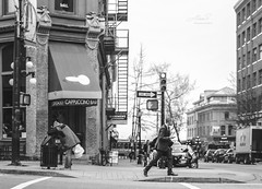 Street of Vancouver (Photo Alan) Tags: people street streetphotography streetpeople vancouver cityofvancouver architecture city cityscape blackwhite blackandwhite gastown outdoor