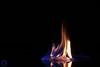 flame     MM alternative (NadzNidzPhotography) Tags: nadznidzphotography flame combustion blue red luminous blackbackground closeup