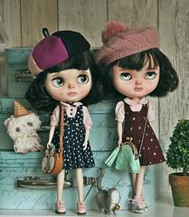 Mona & Keiko