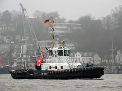 VB Rasant (IMO 9763241) (Parchimer) Tags: schlepper tugboat sleepboot holownik remorqueur bogserbåt remolcadores hamburg hafen elbe