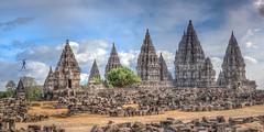 Prambanan Temple - Java, Indonesia (Guiyomont) Tags: indonesia travel temple religion prambanan hindouism java