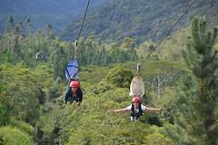 Who needs a parachute to #brake a #zipline, if you can have a proper brake? #zipstop #zipwire http://j.mp/2AFmnVT (Skywalker Adventure Builders) Tags: high ropes course zipline zipwire construction design klimpark klimbos hochseilgarten waldseilpark skywalker