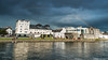 Galway (mirkoforza) Tags: galway enjoy guinness ireland rainbow sky clouds reflex panorama colors water river sun landscape