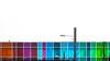 - Colourful Project (2) - (Jacqueline ter Haar) Tags: liag architecten pmc utrecht workinprogress colors staalconstructie vliesgevels gekleurd glas bridge brug architecture