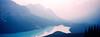 Peyto Lake Covered by Smoke (AnniversaryRoad) Tags: 135 2017bcforestfire 35mm 45mm alberta bcforestfire2017 banff banffnationalpark canada fujiprovia hasselblad hasselbladxpan peytolake rockies rockymountains xpan analog analogphotography analogue clouds color colour film filmgrain filmphotography fire forest forestfire fuji fujifilm lake mountain nature outdoor outdoors outside panorama panoramic positive positivefilm provia provia100 rangefinder reversalfilm sky slide slidefilm smoke smokey street streetphotography trees white wilderness