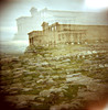 acropolis (Caroline Bonarde Ucci) Tags: acropolis greece athens holga 120mm film lanscape ancient dreamscape