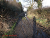 DSC05829 Tanners 40 - 2018 01 17 - Metal Gate & Wet Track (John PP) Tags: ldwa tanners tannersmarathon winter 40 miles long distance walkers association january 2018 solo hike johnpp
