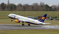 Icelandair TF-FIV J78A0841 (M0JRA) Tags: icelandair tffiv birmingham airport planes flying runway jets aircraft rotate clouds sky terminal