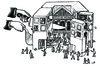Education Nationale (Jérémy Huet) Tags: politique fi france insoumise education inégalité gauche mélenchon jérémy huet illustrator illustrateur dessin drawing illustration