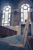 Dirty Pew (IAmTheSoundman) Tags: cleveland ohio church abandoned urbanexploring urbex jakebarshick takumar sony a99 manualfocus
