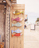 Beach waves (ninasclicks) Tags: fish wood decoration beach woodfish paintedfish