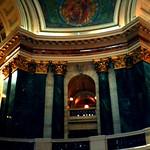 Wisconsin State Capitol - Rotunda  - Madison Wisconsin thumbnail