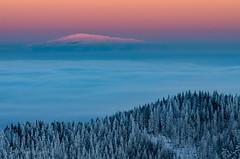 IMGP2337 (TomaszMazon) Tags: babiagora beskidy sunrise clouds