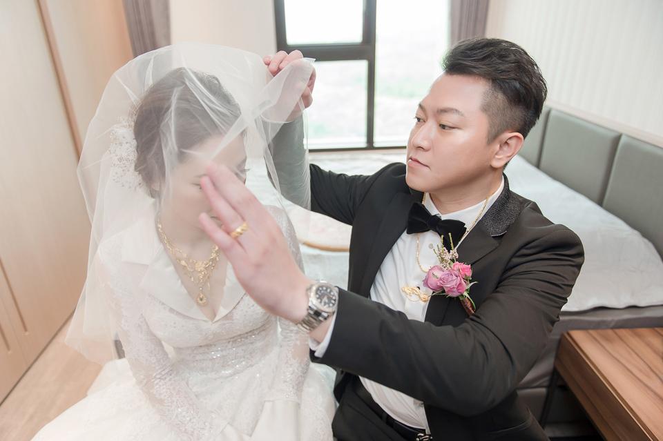 婚攝 高雄林皇宮 婚宴 時尚氣質新娘現身 S & R 085