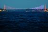 Lost and found (Melissa Maples) Tags: istanbul turkey türkiye asia 土耳其 nikon d3300 ニコン 尼康 nikkor afs 18200mm f3556g 18200mmf3556g vr üsküdar evening dusk boğaz sea bosphorus water strait bridge lights night blue