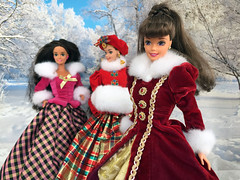 Fun Time Teresa, Roopvati Rajasthani Barbie, Winter Rhapsody Barbie dolls (alenamorimo) Tags: barbiedoll dolls barbie barbiecollector winter holidays princess teresadoll