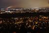 View towards Asperg at night (JONSCHA) Tags: badenwürttemberg deu deutschland geo:lat=4878201942 geo:lon=926793739 geotagged rotenberg stuttgartrotenberg