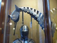 Wallace Collection: Armour (carolyngifford) Tags: wallacecollection hertfordhouse london armour horse