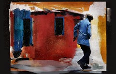 street dancing (skizo39) Tags: man dancing cuba collage layers art digitalprocessing digitalart digitalpainting photomanipulation colors colorful graphical design creation artistic