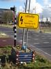 Utrecht: Testfase Uithoflijn (harry_nl) Tags: netherlands nederland 2018 utrecht deuithof uithoflijn tramline testfase spanning bovenleiding bord