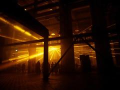 Germany - Berlin - CTM Skalar (st3000) Tags: europe oldeurope germany berlin ctm skalar tresor lights light glow dark handheld festival electronic music installation art lumix gm5 vario vario1232